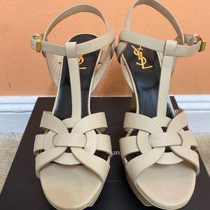 Brand new size 41/11 YSL tribute heels
